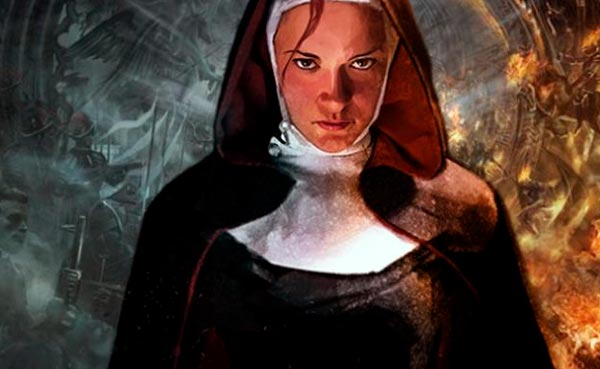 Warrior Nun