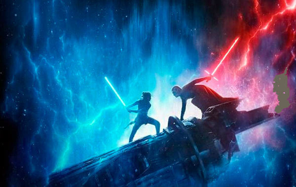 Star Wars El ascenso de Skywalker